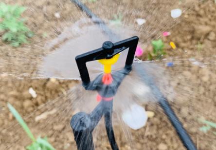 自动化灌溉质量