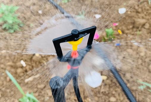 智能灌溉质量