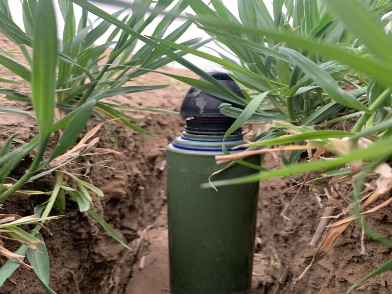 地埋式自动伸缩喷灌
