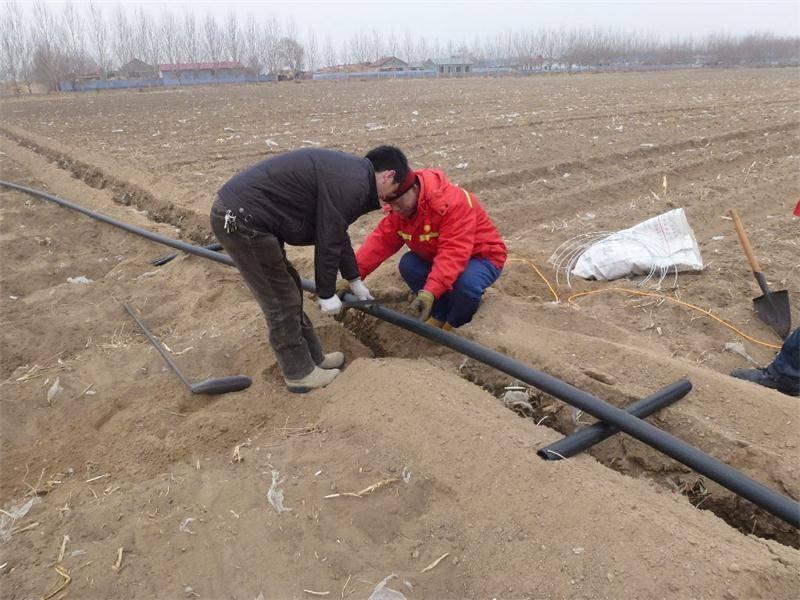 通辽市奈曼旗高标准农田建设项目